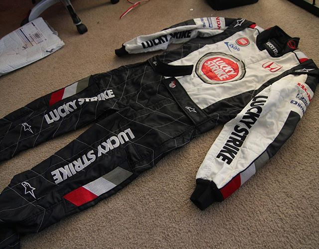 Honda BAR suit