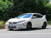 Nurburgring Civic Type R refresh