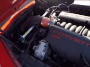 Corvette truck engine
