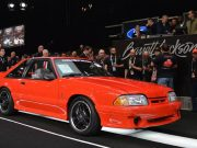 record fox body