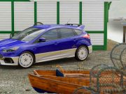 Focus RS Nautica Edition