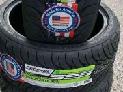 "Federal Tires ""Made for America"""