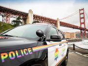 SFPD Pride Interceptor