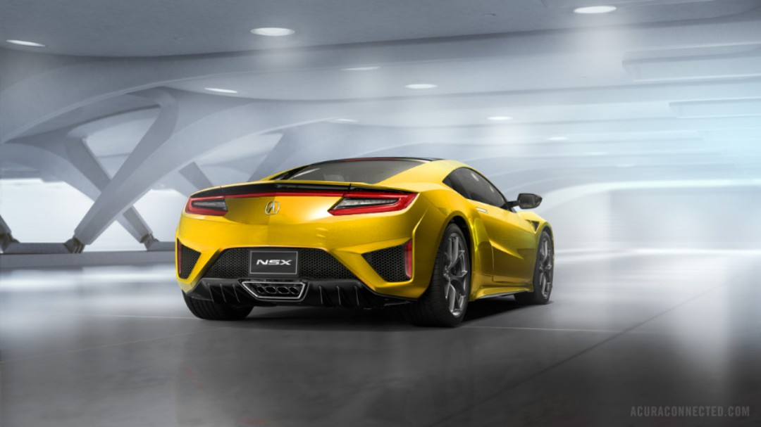 Indy Yellow Pearl NSX