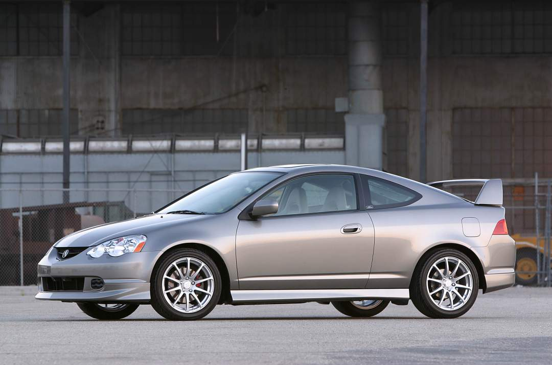 RSX Type-S Factory Performance package
