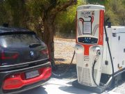 diesel powered EV Charger