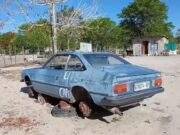 Jeremy Clarkson's 1981 Lancia Beta Coupe is still in Botswana