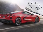 Why do Corvette owners wear white New Balance shoes?