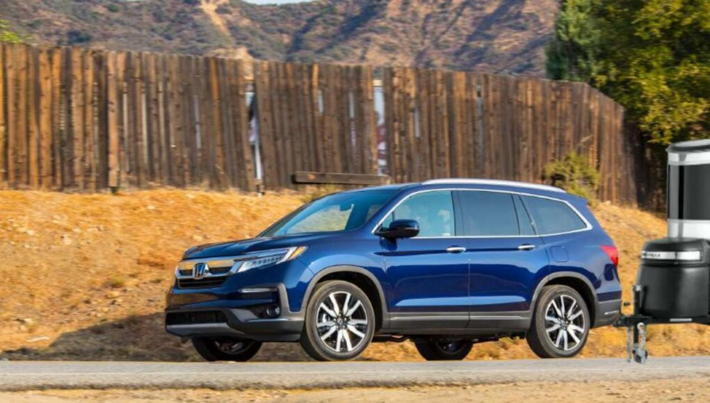How to tow with your Honda Pilot