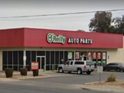 An O'Reilly Auto Parts store in Modesto off McHenry Ave.