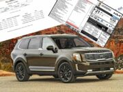 Site to find a KIA Telluride before anyone else