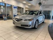 Barn find 2008 Acura TL with 12,500 miles